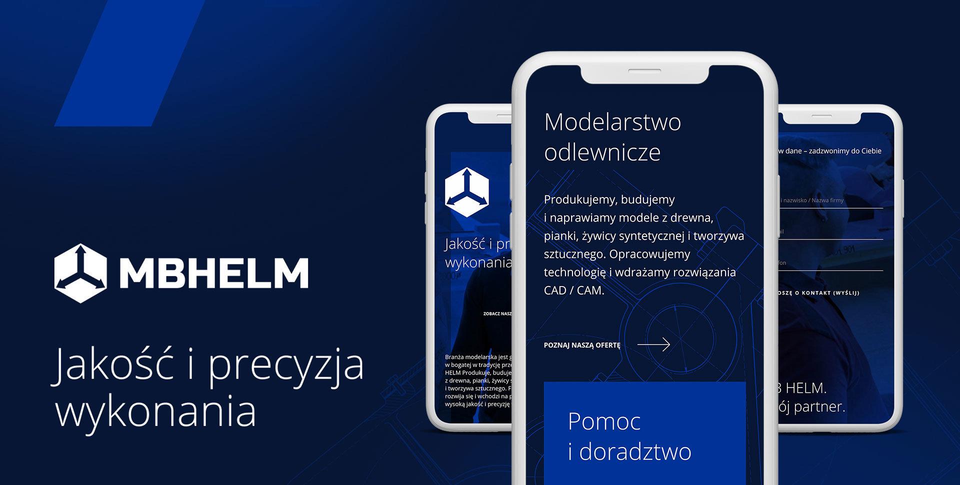 Projektowanie stron www Opole dla przemysłu