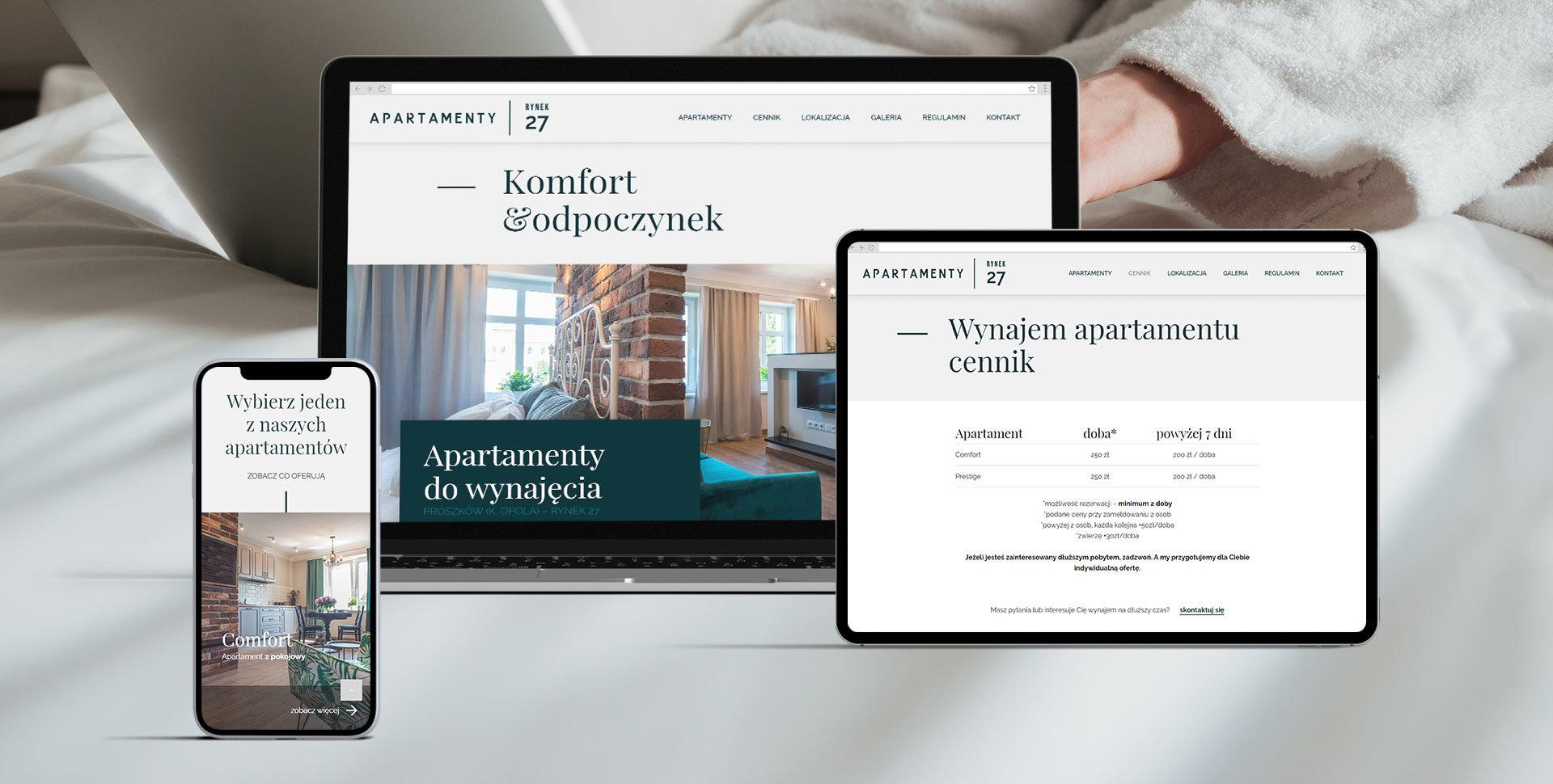 Projektowanie stron www Opole