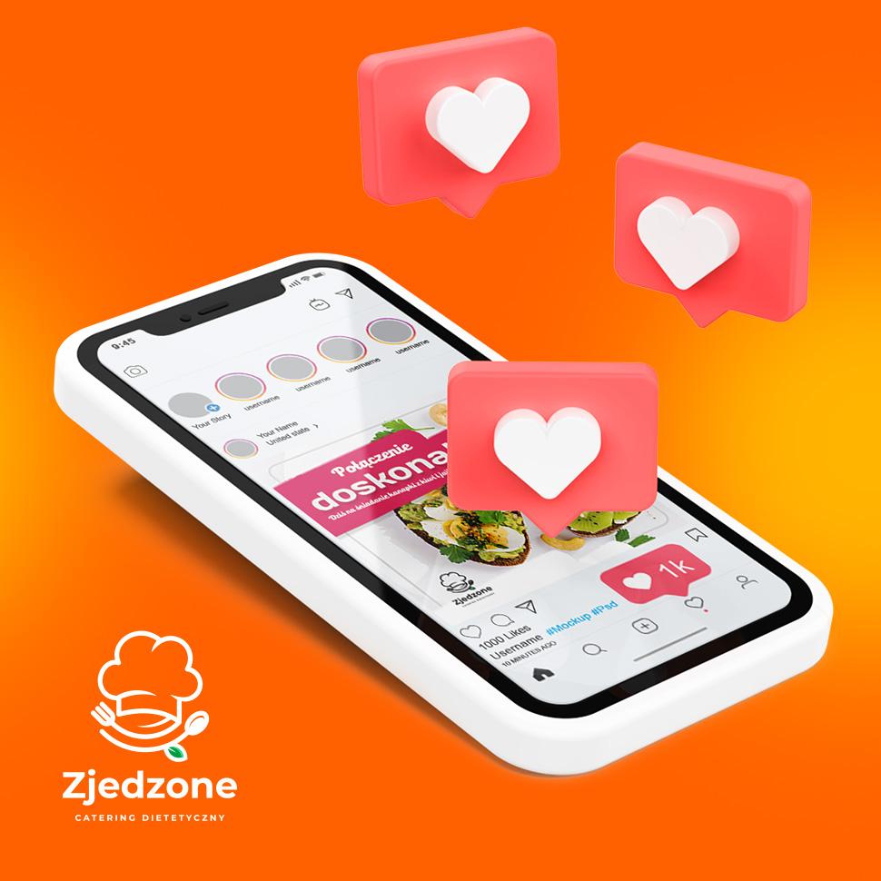 reklama nafacebooku catering